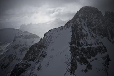 Montana's Highest Peak in Winter, Granite Peak