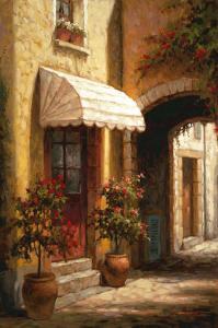 Sunny Entrance by Steven Harvey