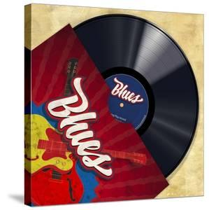 Vinyl Club, Blues by Steven Hill