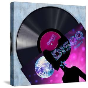 Vinyl Club, Disco by Steven Hill