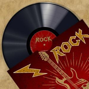 Vinyl Club, Rock by Steven Hill