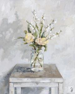 Anniversary Flowers by Steven Johnson