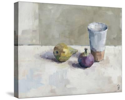 Pear, Fig, Cup