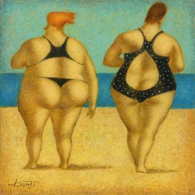 2 on the beach