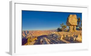 A northeast panorama of the Grand Canyon from Shoshone Point, USA by Steven Love