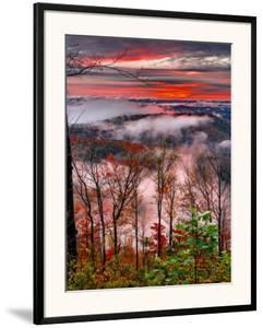 Blue Ridge Beauty by Steven Maxx