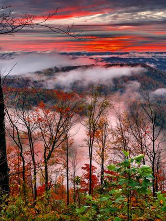 Blue Ridge Beauty by Steven Maxx