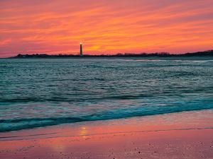 Cape May Lighthouse by Steven Maxx