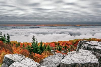 Dolly Sods Inversion