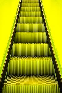 Escalator #2 by Steven Maxx
