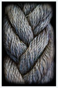 Rope Trick Black by Steven Maxx