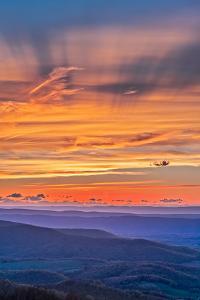 Skyline Drive by Steven Maxx