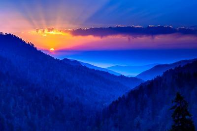 Smokey Mountain Beams