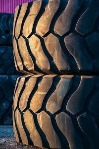 Tires Are Nice by Steven Maxx