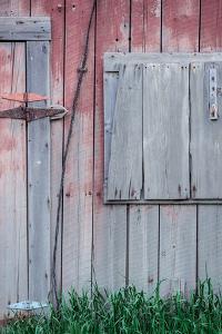 Vermont Barnside by Steven Maxx