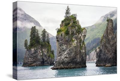 Sea Stacks, Kenai Fjords National Park, Alaska