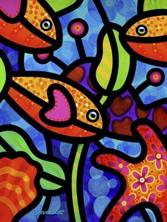 Kaleidoscope Reef by Steven Scott