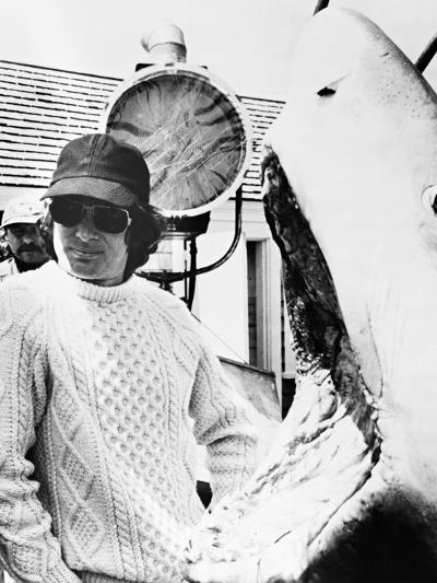 Steven Spielberg, Jaws, 1975--Photographic Print