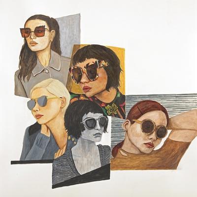 Women In Sunglasses, 2017