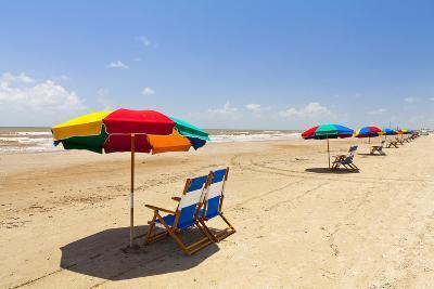 Stewart Beach, Galveston, Texas, United States of America, North America-Kav Dadfar-Photographic Print