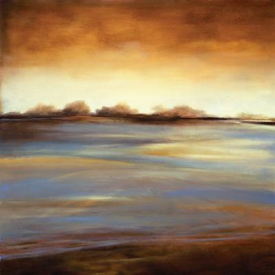Stewart Lake at Dawn I-C^W^ Scott-Art Print
