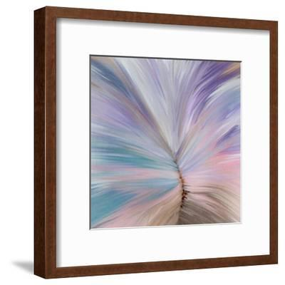 Stiches of Color-Kimberly Allen-Framed Art Print
