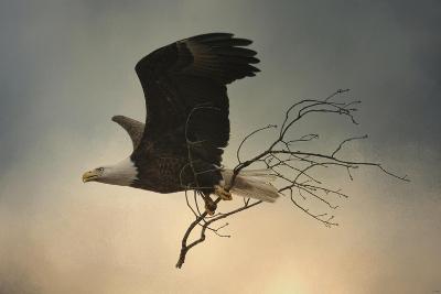Stick Delivery-Jai Johnson-Giclee Print