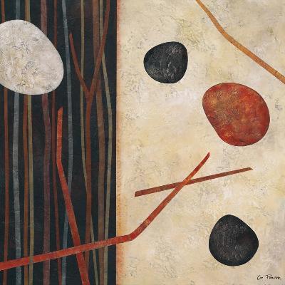 Sticks and Stones I-Glenys Porter-Art Print