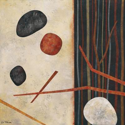 Sticks and Stones II-Glenys Porter-Art Print