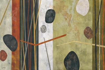 Sticks and Stones III-Glenys Porter-Art Print