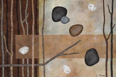 Sticks and Stones IV-Glenys Porter-Art Print