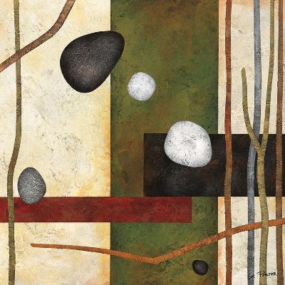 Sticks and Stones VIII-Glenys Porter-Art Print