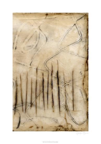 Sticks II-Jennifer Goldberger-Limited Edition