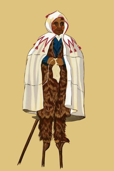 Stiled Citizen of Guyenne-Elizabeth Whitney Moffat-Art Print