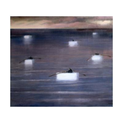 Still at Sea-Charlie Baird-Giclee Print
