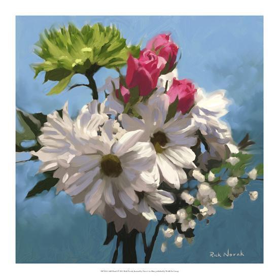Still Floral I-Rick Novak-Art Print