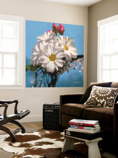 Still Floral II-Rick Novak-Wall Mural