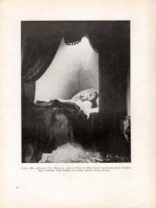 Still from 'Dreams That Money Can Buy' by Hans Richter, in 'La Revue Du Cinéma', 1947