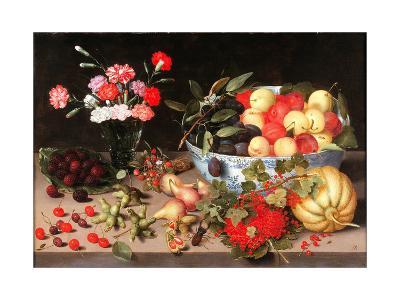 Still Life, 1618-Peter Binoit-Giclee Print