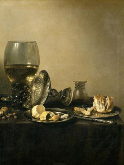 Still Life, 1637-Pieter Claesz-Giclee Print