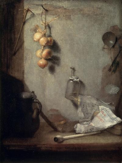 Still Life, 1660-Christoph Paudiss-Giclee Print