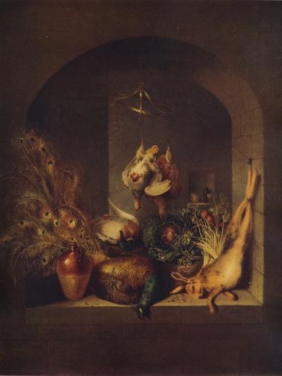 Still Life, 1824-Benjamin Blake-Giclee Print