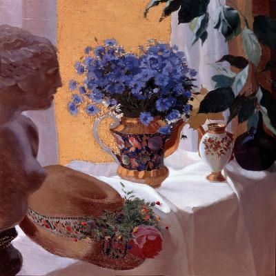 Still Life, 1916-Sergei Vasilievich Chekhonin-Giclee Print