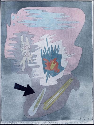 Still Life, 1929-Paul Klee-Giclee Print