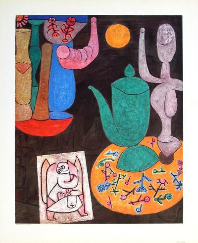 Still Life, 1940-Paul Klee-Collectable Print