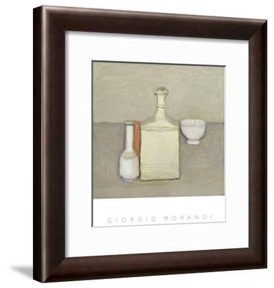 Still Life, 1957-Giorgio Morandi-Framed Giclee Print