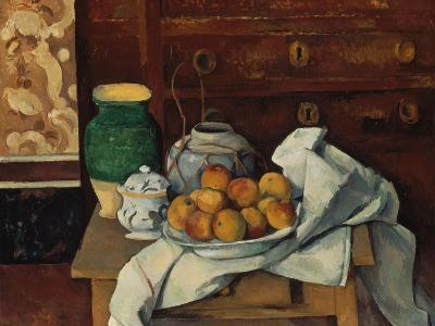 Still Life, about 1885-Paul C?zanne-Giclee Print
