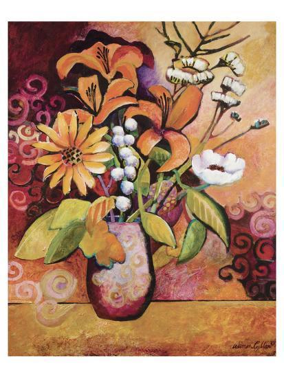 Still Life I-Warren Cullar-Art Print