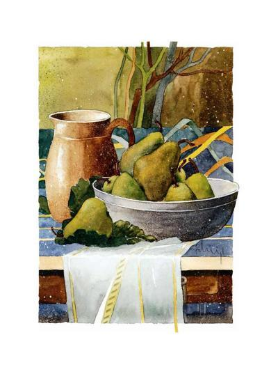 Still Life II-Franz Heigl-Art Print