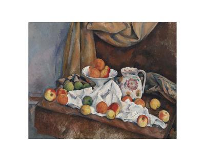 Still Life (Nature Morte), 1892-1894-Paul Cezanne-Art Print